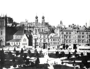 downtown union square 1875