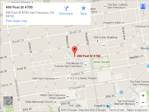 dermatology_group_san_francisco_location